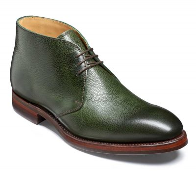 Barker Shoes - Orkney Chukka boot - Green Grain