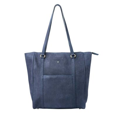 DUBARRY Tote Bag - Ladies Arcadia Leather - Navy