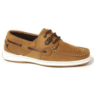 DUBARRY Deck Shoes - Ladies Auckland - Brown