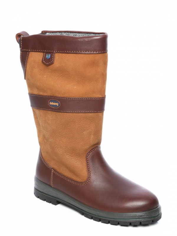 DUBARRY Kildare Boots - Waterproof Gore-Tex Leather - Brown