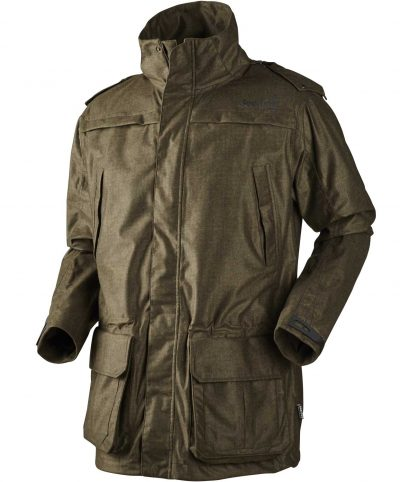 Seeland Mens Arctic Jacket - Pine Green