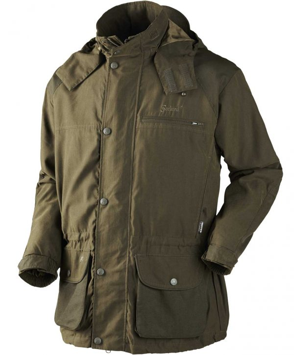 Seeland - Mens Keeper Jacket - Olive