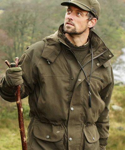 Seeland - Mens Keeper Jacket - Olive