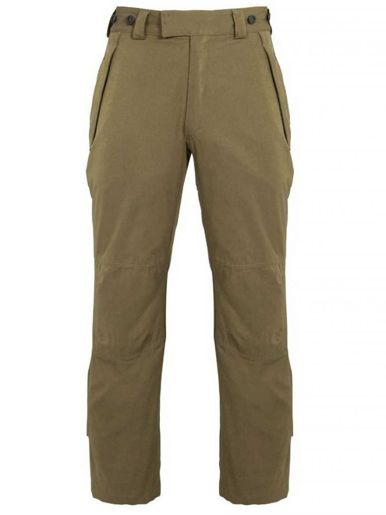 ALAN PAINE Waterproof Trousers - Mens Dunswell - Olive