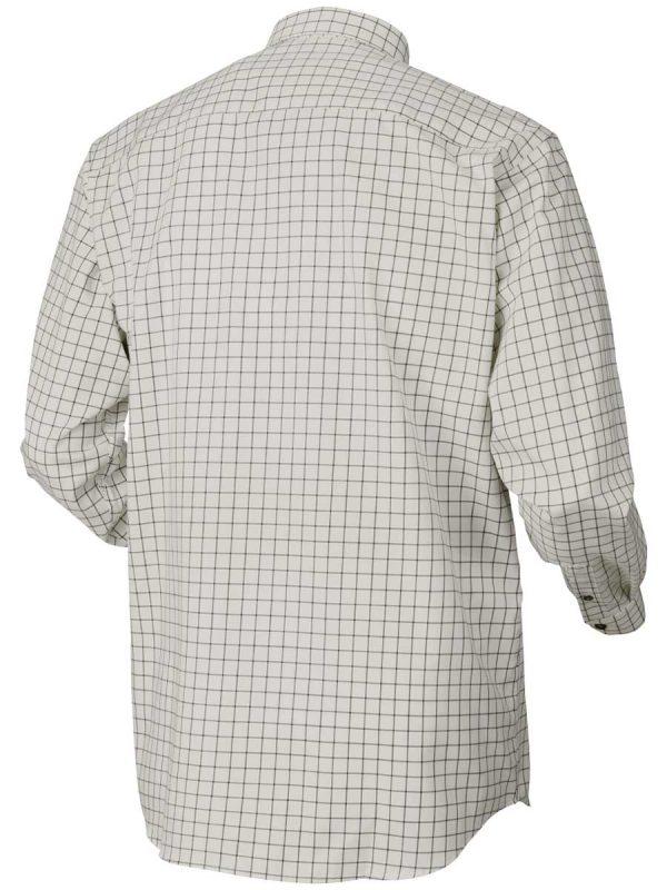 Härkila Mens Stenstorp Shirt - Dark Apple Check