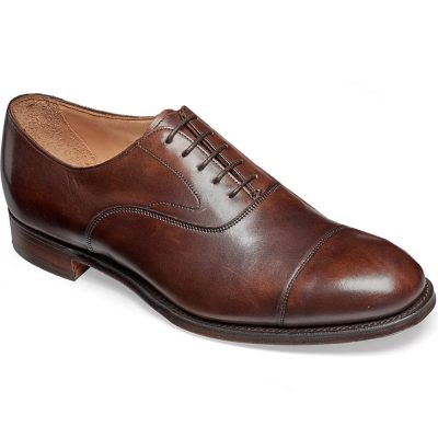 Cheaney - Alfred Leather Sole Oxford Shoes