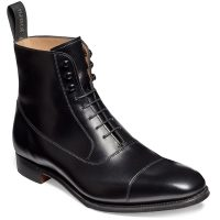Cheaney - Brixworth Balmoral Boots Black