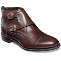 Cheaney - Freeman Burnished Double Buckle Boot