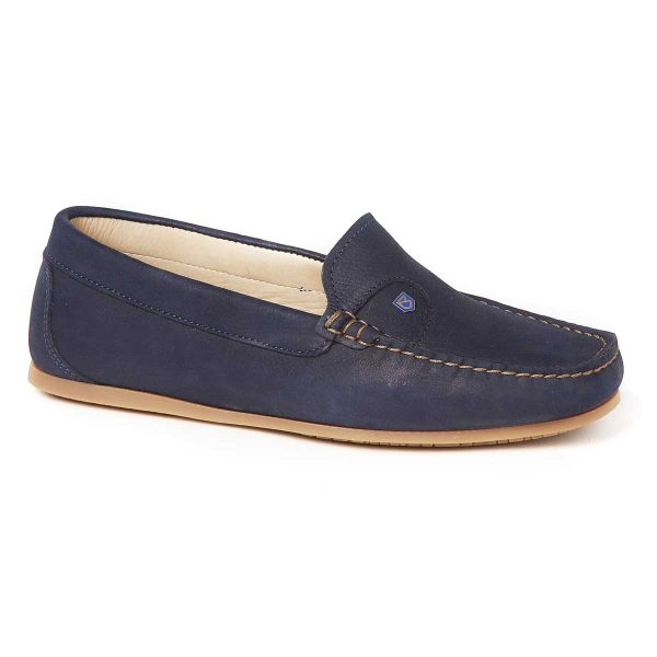 DUBARRY Deck Shoes - Ladies Bali - Navy