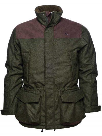 SEELAND - Mens Dyna Jacket - Forest Green
