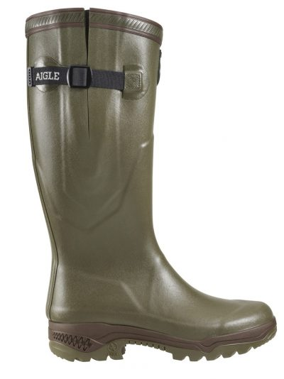AIGLE Boots - Unisex Parcours 2 ISO Neoprene Lined - Khaki