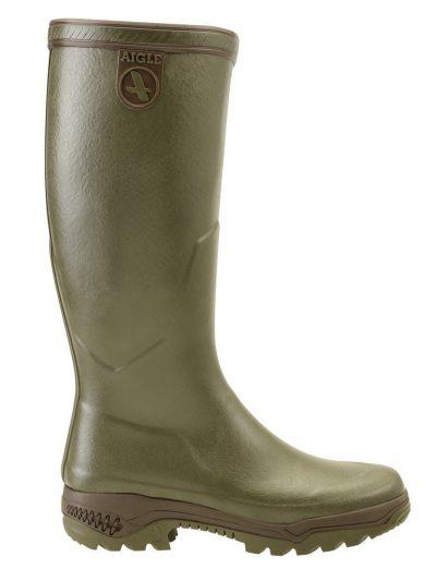 AIGLE Boots - Unisex Parcours 2 Wellington - Khaki