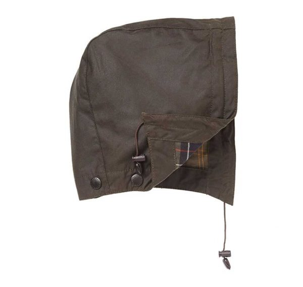 Barbour - Classic Sylkoil Hood - Olive