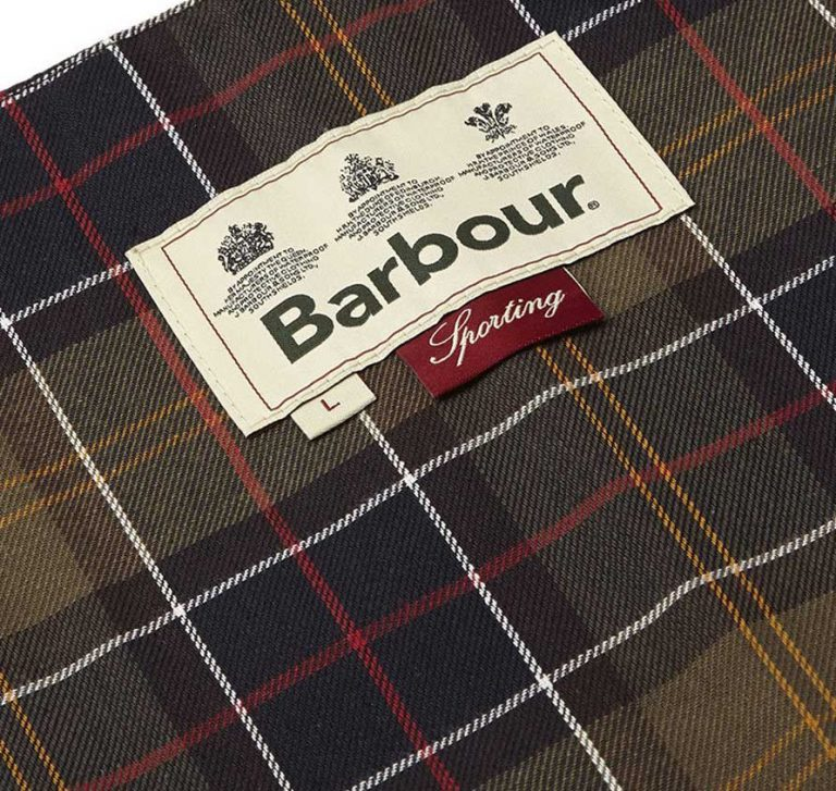 Barbour - Classic Sylkoil Stud-On Leggings (Long) Olive
