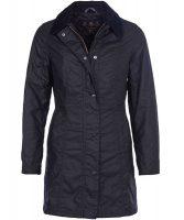 Barbour - Ladies Belsay Wax Jacket - Black