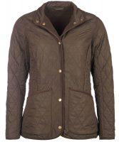 Barbour - Ladies Combe Polarquilt Jacket Olive