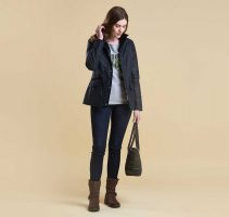Barbour - Ladies Levant Wax Jacket