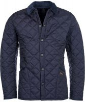 Barbour - Men's Barbour Heritage Liddesdale® Quilted Jacket Navy