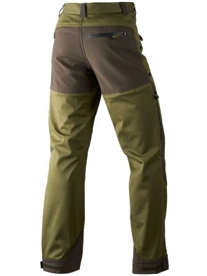 SEELAND Trousers - Mens Hawker Shell - Pro Green