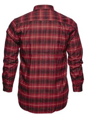 SEELAND Shirts - Mens Helt - Biking Red Check