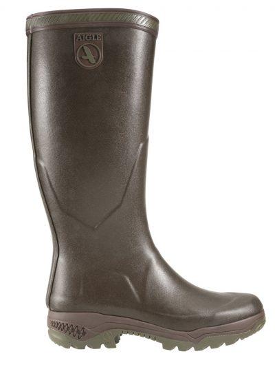 AIGLE Boots - Unisex Parcours 2 - Brown