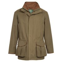 Alan Paine - Berwick Mens Waterproof Shooting Coat - Shooting Fit