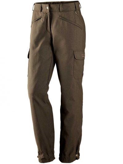 HARKILA Trousers - Ladies Pro Hunter X GORE-TEX - Shadow Brown