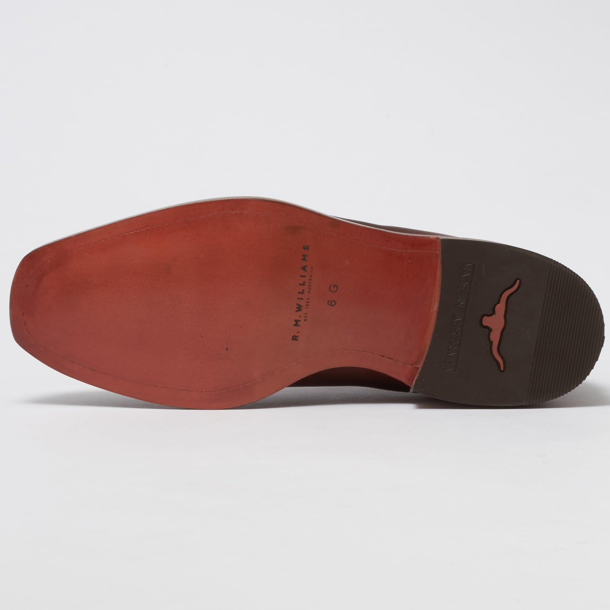03423aaef16 RM WILLIAMS Boots - Men's Chinchilla - Cognac