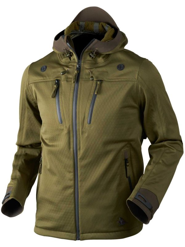 SEELAND Jacket – Mens Hawker Shell- Pro Green