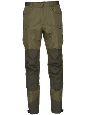 SEELAND Trousers - Mens Kraft Force - Olive