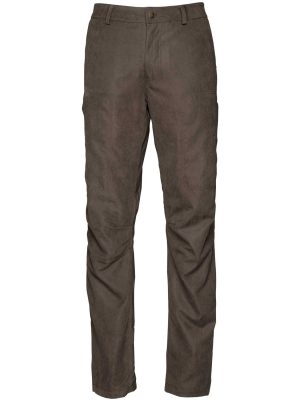 SEELAND Trousers - Mens Tyst - Moose Brown
