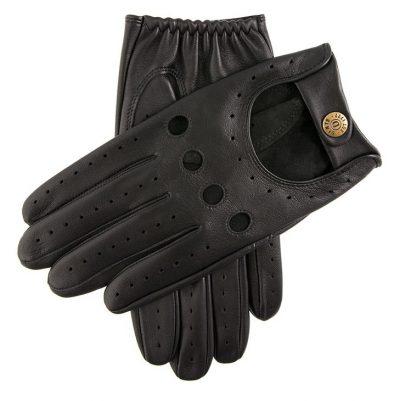 Dents Men's Silverstone Touchscreen Driving Gloves