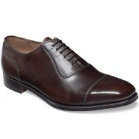 Cheaney - Brackley Oxford Style Shoes Mocha Calf