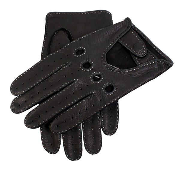 Dents Men's Winchester Deerskin Driving Gloves