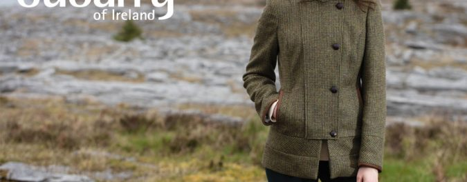 Get The Look: Dubarry Ladies Tweed Jackets