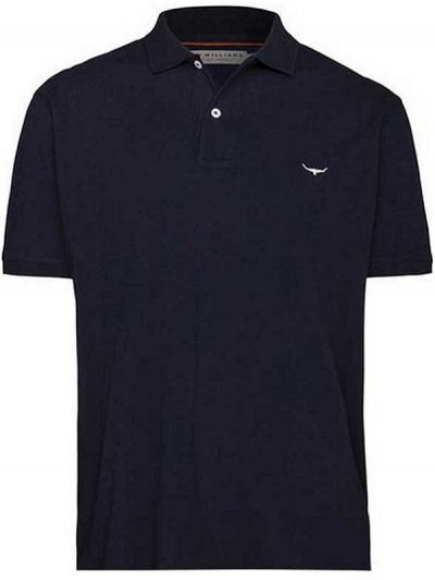 RM Williams Rod Polo Shirt - Navy