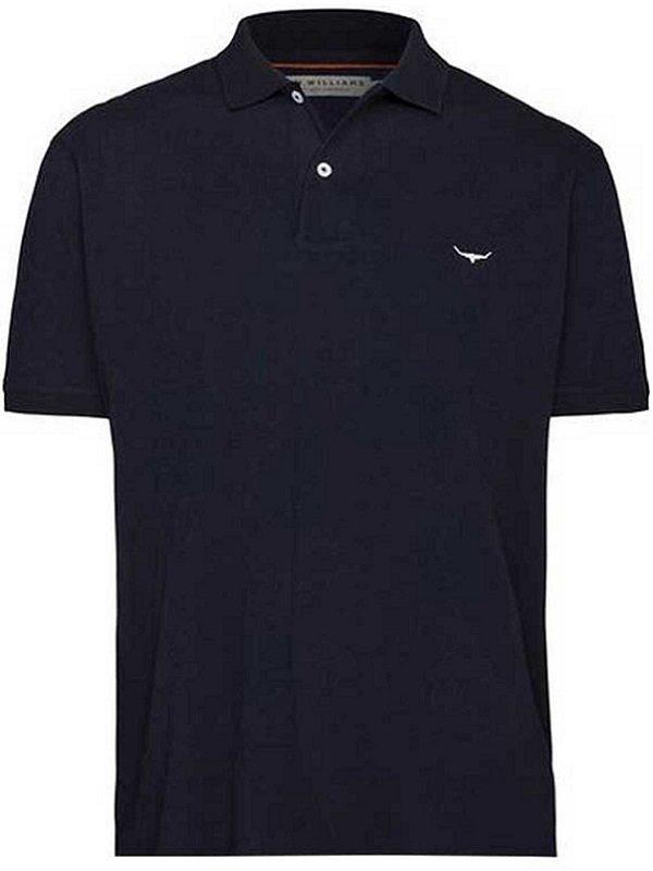 RM Williams Rod Polo Shirt - Navy