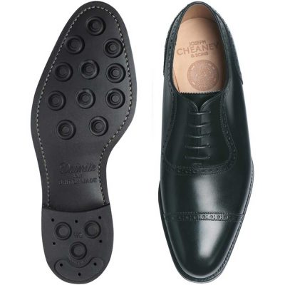 Cheaney - Fenchurch Rubber Sole Oxford Shoes