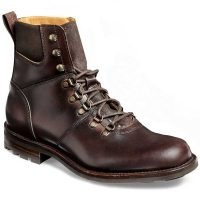 Cheaney - Ingleborough B Hiker Boots Chicago Tan