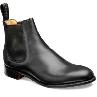 Cheaney Ladies - Clara Chelsea Boots Black Calf
