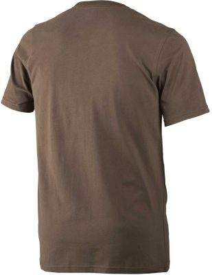Härkila Mens T-Shirt - Slate Brown