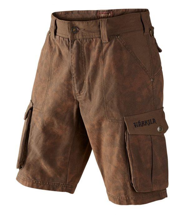 Härkila PH Range Mens Shorts - Dark Khaki