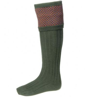 House Of Cheviot Tayside Shooting Socks