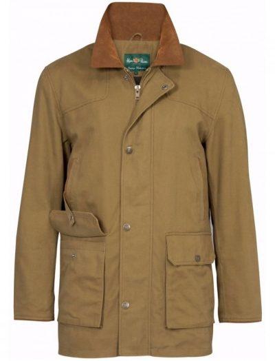 Alan Paine - Kexby Mens Performance Coat - Khaki