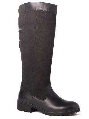 DUBARRY Clare Boots - Ladies Waterproof Gore-Tex Leather - Black