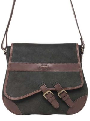 DUBARRY Handbag - Ladies Boyne Leather - Black & Brown