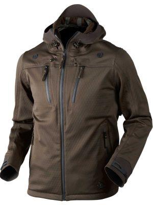 SEELAND Jacket - Mens Hawker Shell - Pine Green