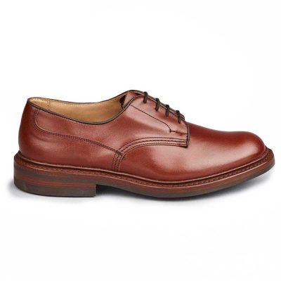 Tricker's Woodstock - Dainite Sole Marron