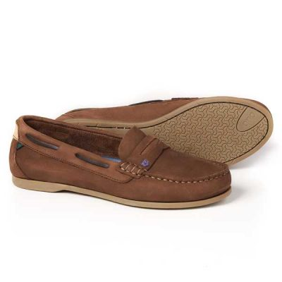 DUBARRY Deck Shoes - Ladies Belize - Cafe