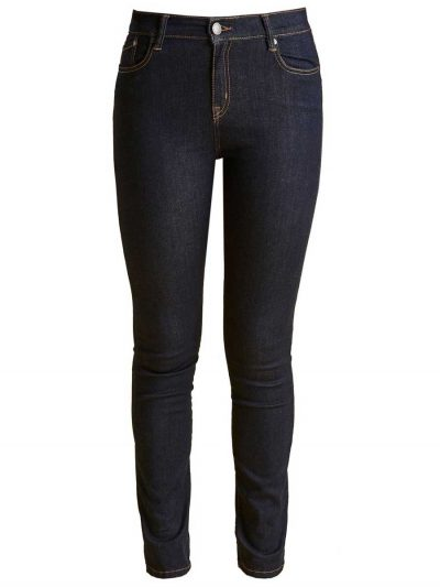 Barbour Ladies Essential Slim Fit Jeans - Rinse Navy